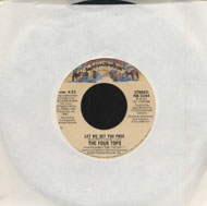 "The Four Tops Vinyl 7"" (Used)"