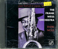 The Frank Wess Orchestra CD