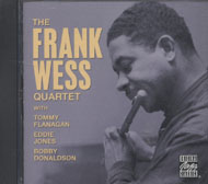 The Frank Wess Quartet CD