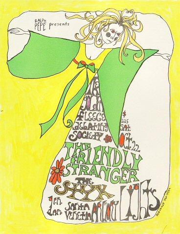 The Friendly Stranger Handbill