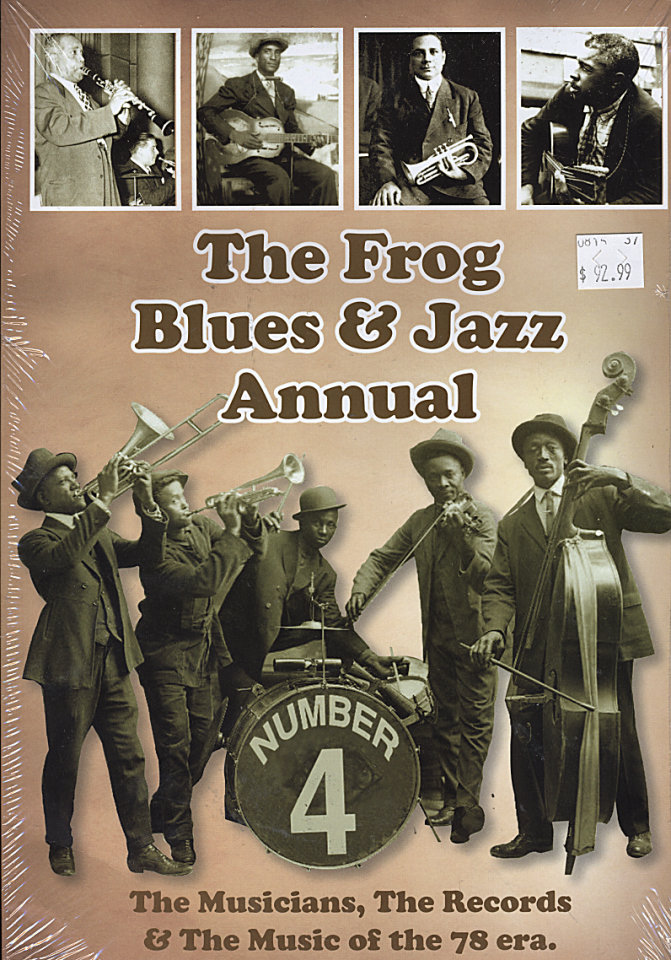The Frog Blues & Jazz Annual