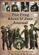 The Frog Blues & Jazz Annual Book