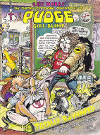 The Further Fattening Adventures of Pudge, Girl Blimp #1 Comic Book