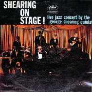 "The George Shearing Quintet Vinyl 12"" (Used)"