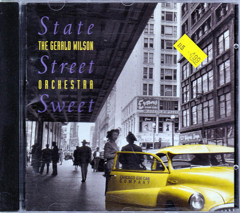 The Gerald Wilson Orchestra CD