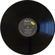 """The Girl Most Likely Vinyl 12"""" (Used)"""