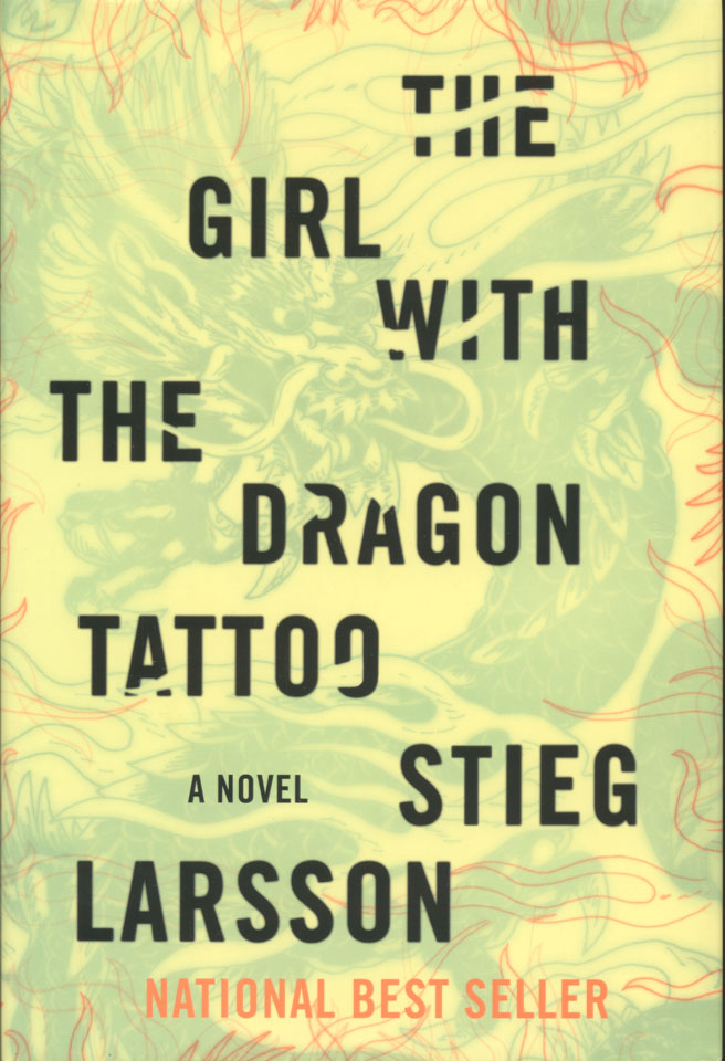 The girl with the dragon tattoo book by stieg larsson for The girl with the dragon tattoo soundtrack