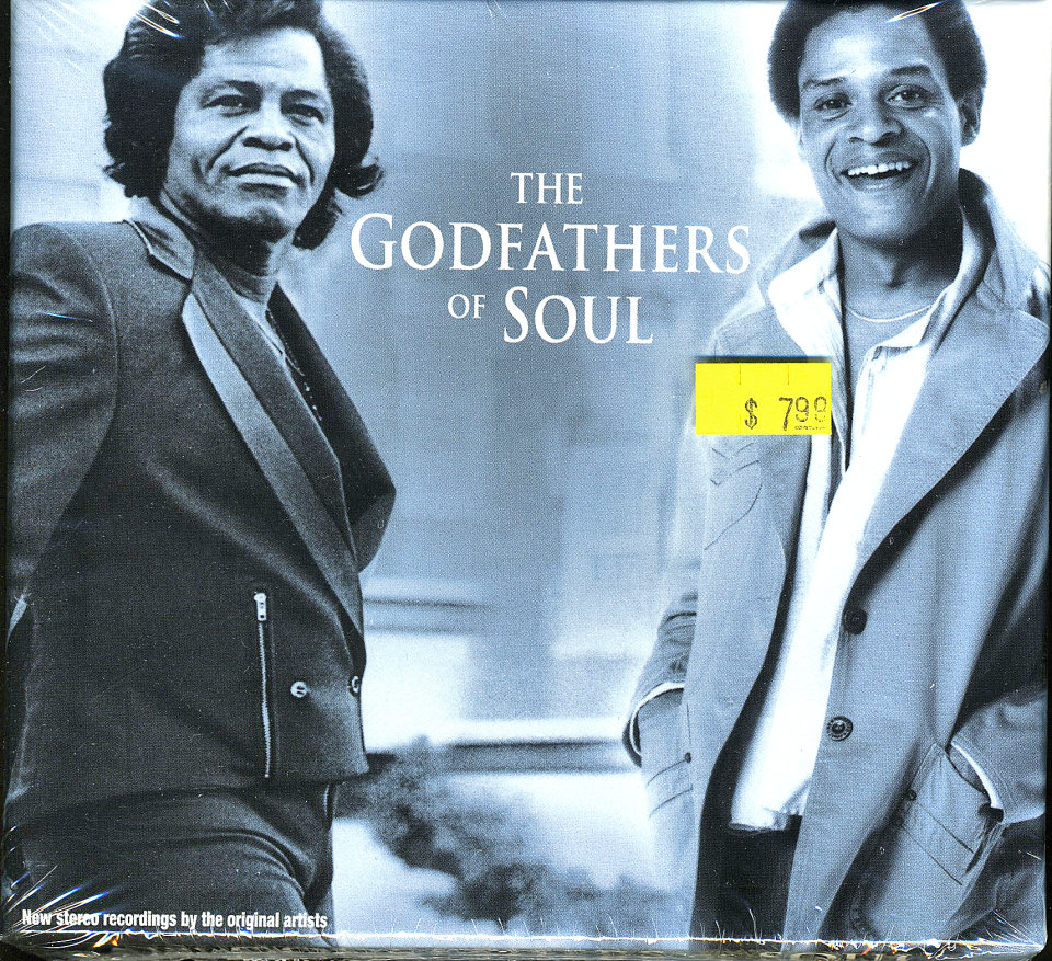 The Godfathers Of Soul CD