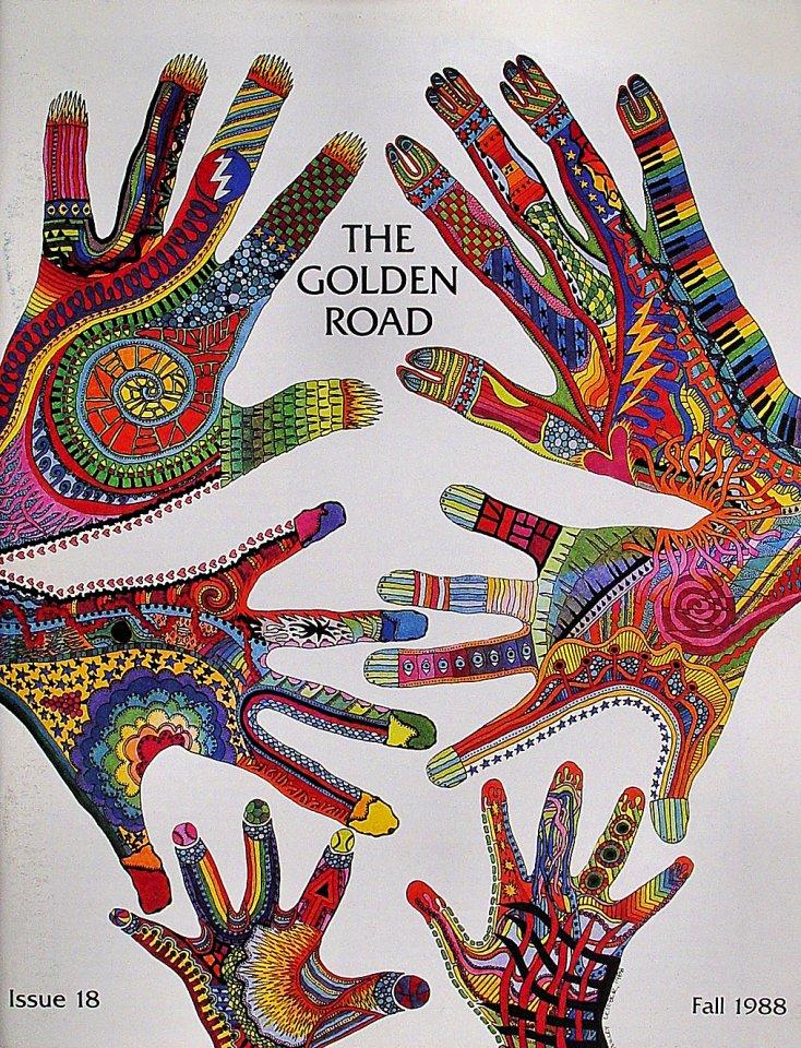 The Golden Road No. 18