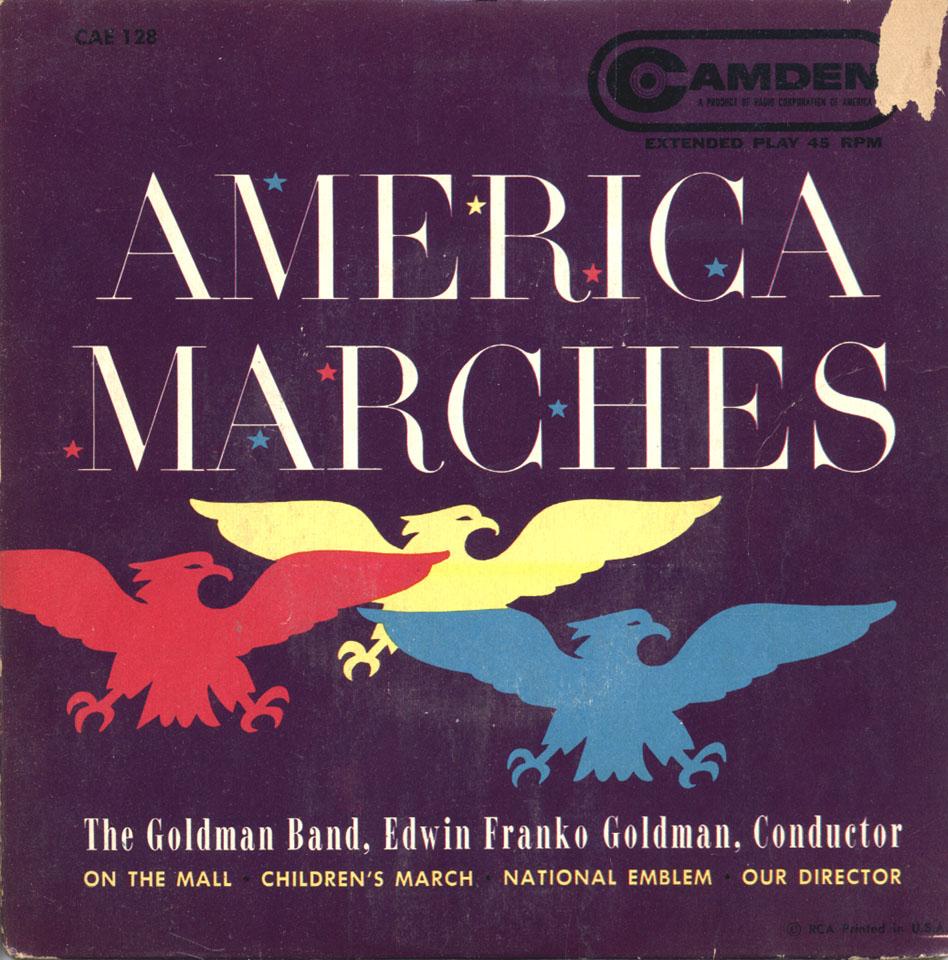 The Goldman Band The Washington Post March