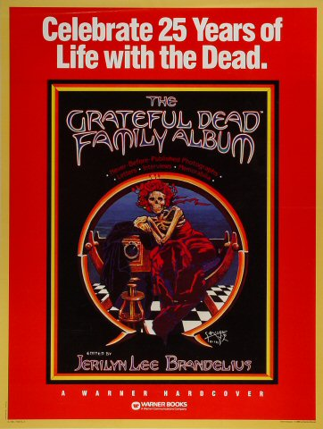 The Grateful Dead Family Album Poster