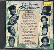 The Great Gospel Women CD