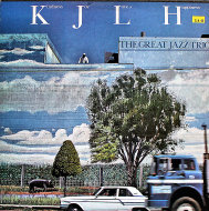 """The Great Jazz Trio Vinyl 12"""" (Used)"""