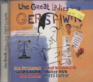 The Great Ladies Sing Gershwin CD