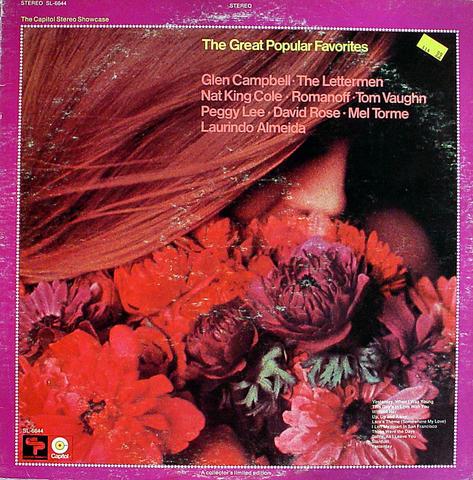 "The Great Popular Favorites Vinyl 12"" (Used)"