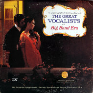 "The Great Vocalists Of The Big Band Era Vinyl 12"" (Used)"
