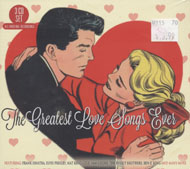 The Greatest Love Songs Ever CD