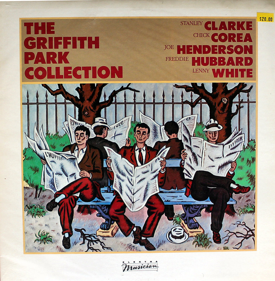"The Griffith Park Collection Vinyl 12"" (Used)"
