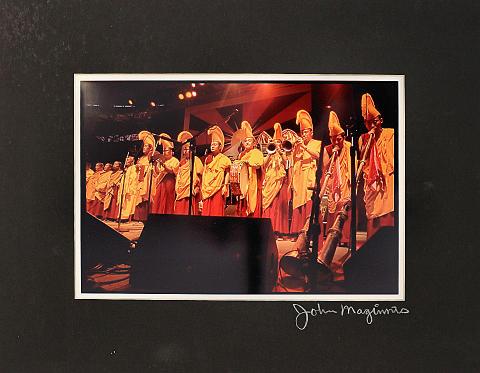 The Gyuto Monks Vintage Print
