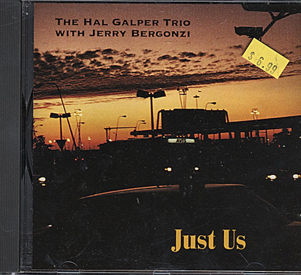The Hal Galper Trio CD