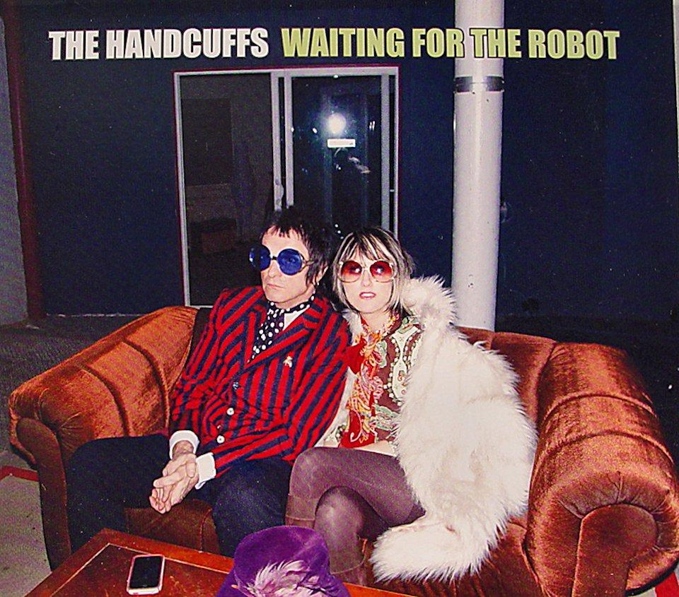 The Handcuffs CD