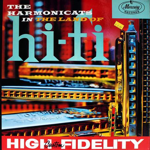 "The Harmonicats Vinyl 12"" (Used)"