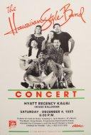 The Hawaiian Style Band Poster