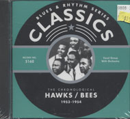 The Hawks / The Bees CD