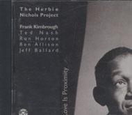 The Herbie Nichols Project CD