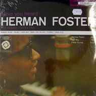 "The Herman Foster Trio Vinyl 12"" (New)"
