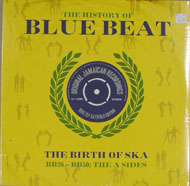"""The History of Blue Beat BB26-BB50: The A Sides Vinyl 12"""" (New)"""