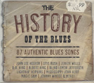 The History Of The Blues CD