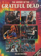 The History Of The Grateful Dead Book