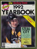 The Hockey News 1992 Yearbook Magazine