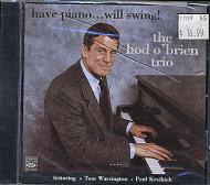 The Hod O'Brien Trio CD