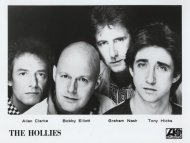 The Hollies Promo Print
