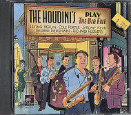 The Houdini's CD