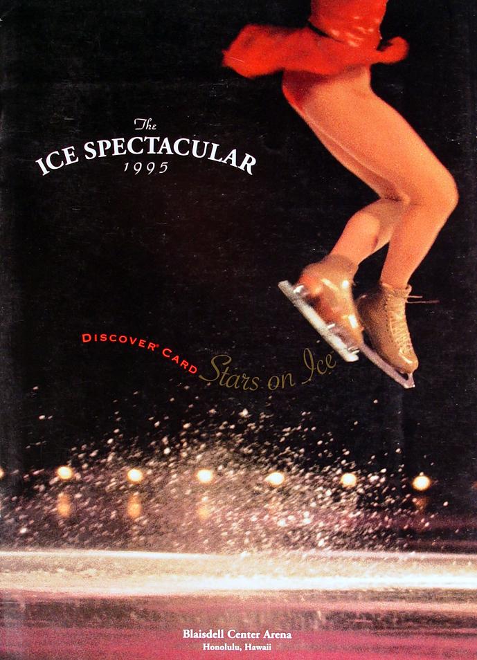 The Ice Spectacular Program