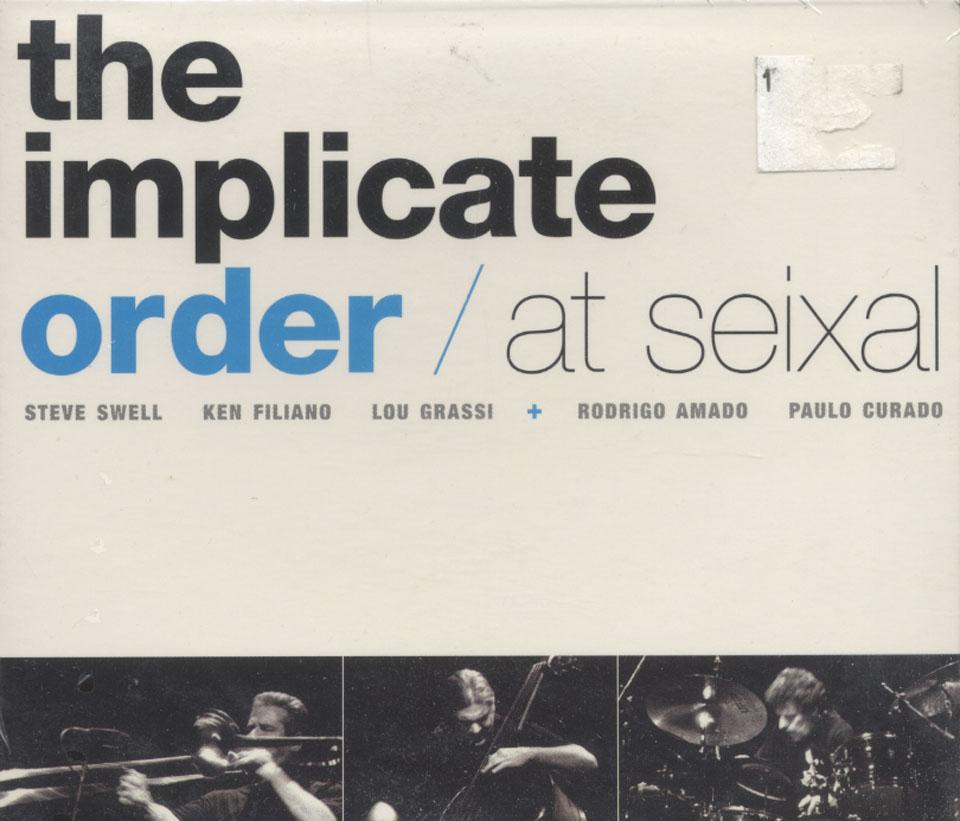 The Implicate Order CD