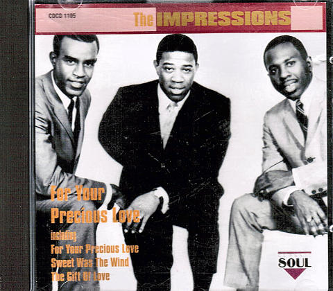 The Impressions CD