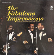 "The Impressions Vinyl 12"" (Used)"