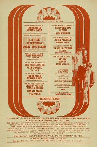 The Incredible String Band Postcard
