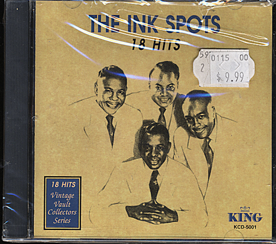 The Ink Spots CD
