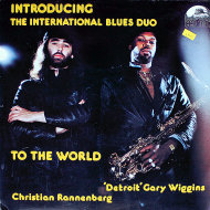 "The International Blues Duo Vinyl 12"" (Used)"