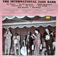 "The International Jazz Band Vinyl 12"" (New)"
