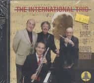 The International Trio CD