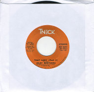 """The Isley Brothers Vinyl 7"""" (Used)"""