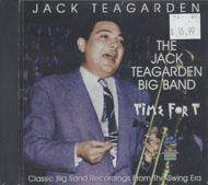 The Jack Teagarden Big Band CD