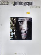 The Jackie McLean Collection Book
