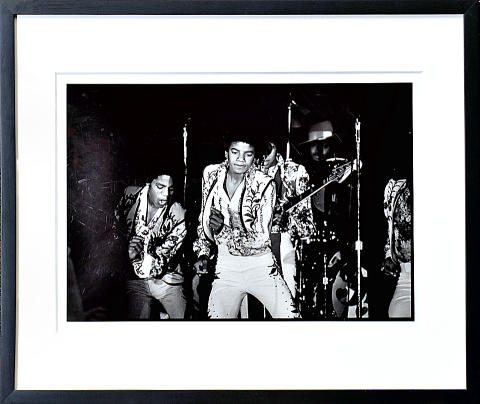 The Jackson 5 Framed Fine Art Print
